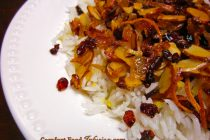 Barberry Rice Pilaf