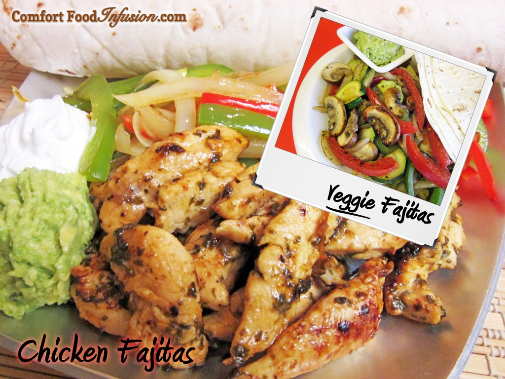 Versatile Fajita Marinade. Lime, cilantro and cumin give fantastic flavor to a variety of foods.