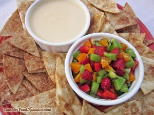 fruit nachos 2