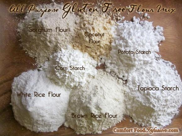 All Purpose Gluten Free Flour Mix