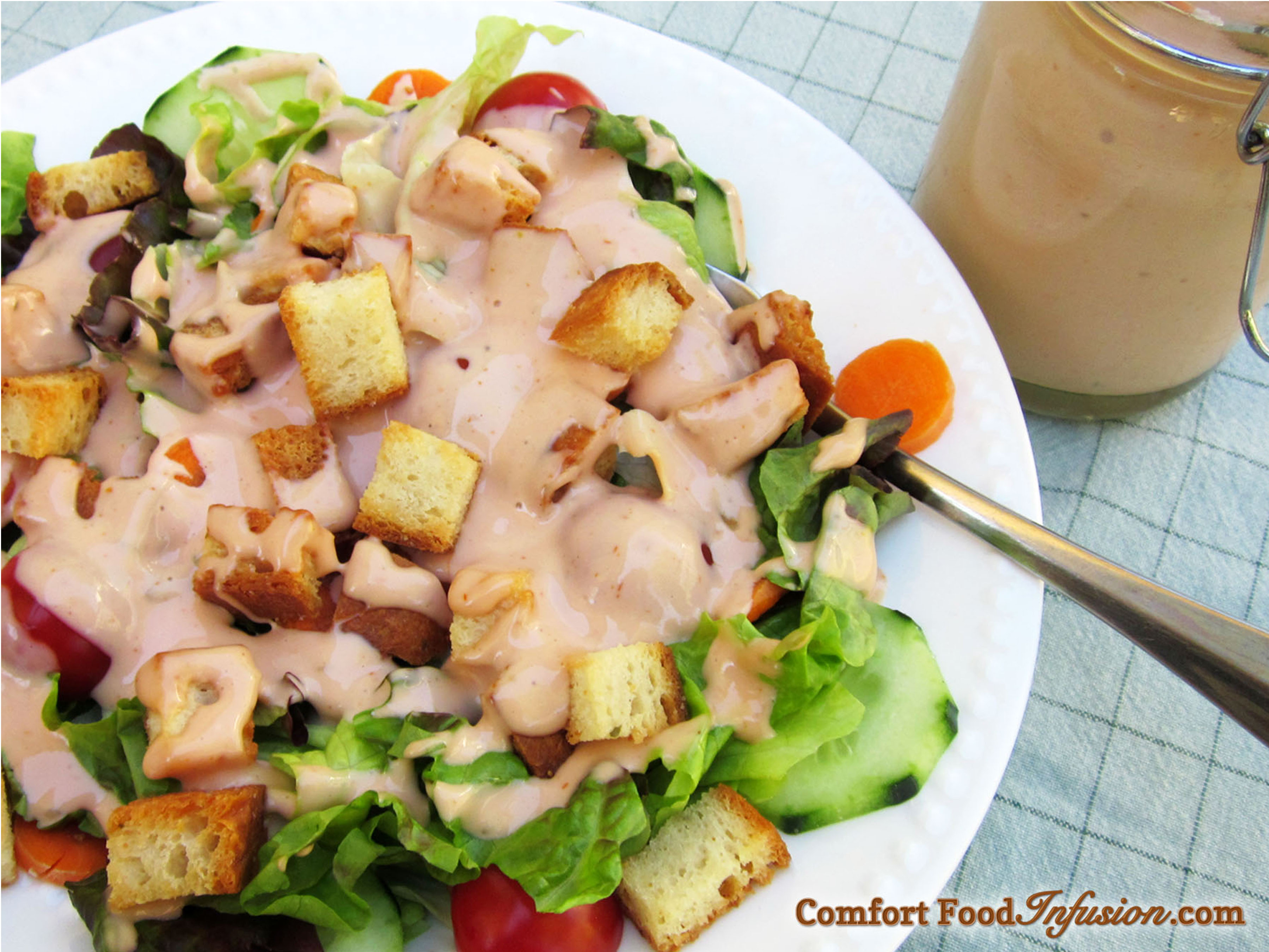 recipe: what salad goes with thousand island dressing [1]