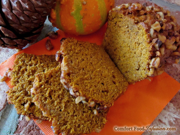 This pumpkin bread recipe mimics Starbucks, but can be made gluten free.