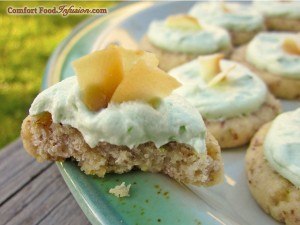 coconut lime cookie 4