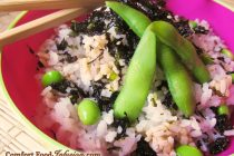 Simple Seaweed Rice