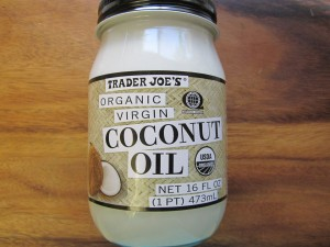 tj's coconut oil
