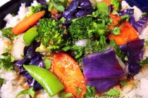 Colorful Vegetable Stir-Fry