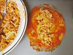 chicken enchilada prep 3