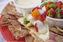 Fruit Nachos
