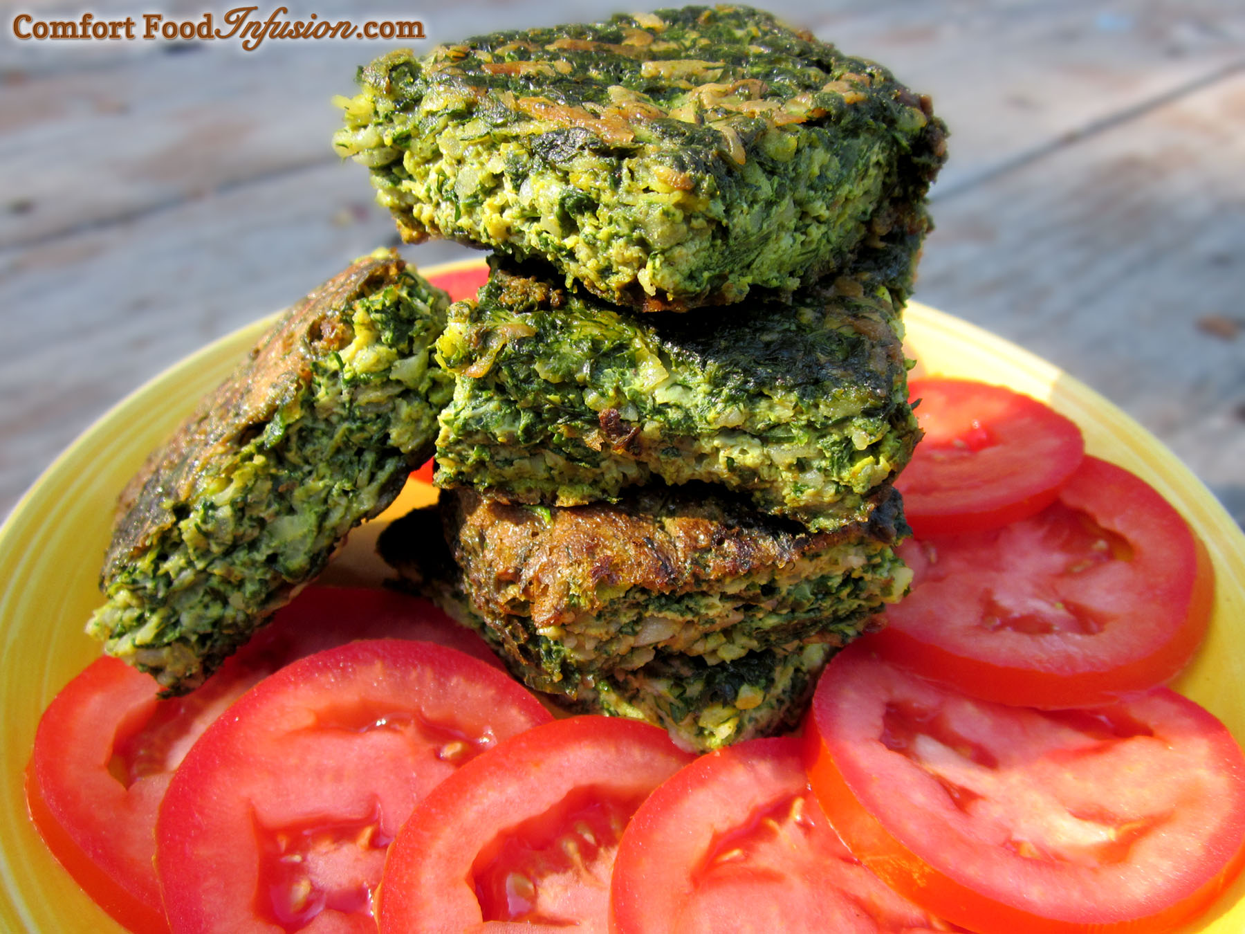 Fresh Herb Frittata (Sabzi Kookoo)