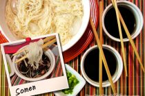 Japanese Cold Noodles (Somen)