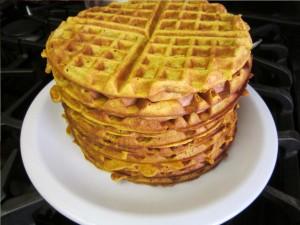 pumpkin waffles5